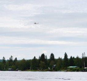Τραγικό αεροπορικό δυστύχημα στη Σουηδία - Συνετρίβη αεροσκάφος - Εννέα νεκροί (φώτο -βίντεο) - Κυρίως Φωτογραφία - Gallery - Video