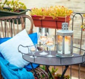 O Σπύρος Σούλης μας δείχνει πως να φτιάξουμε υπέροχο διακοσμητικό για την βεράντα μας -  Μόνο με ένα βαζάκι μαρμελάδας! - Κυρίως Φωτογραφία - Gallery - Video