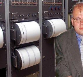 Άκης Τσελέντης: Θα ακολουθήσουν αρκετοί μετασεισμοί - Ήταν ο κύριος σεισμός & προήλθε από το ρήγμα της Πάρνηθας  - Κυρίως Φωτογραφία - Gallery - Video