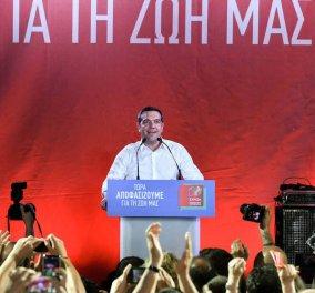 """Αλέξης Τσίπρας στη Θεσσαλονίκη: """"Ο λαός δεν είπε ακόμα την τελευταία λέξη"""" (βίντεο) - Κυρίως Φωτογραφία - Gallery - Video"""