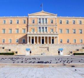 Σεισμός στην Αττική: Μικρές ζημιές σημειώθηκαν στην Βουλή – Εκκενώθηκε το κτίριο (φωτό) - Κυρίως Φωτογραφία - Gallery - Video