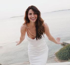 Περήφανη Ελληνίδα η Ηλιάνα Παπαγεωργίου: Την βλέπουμε με στολή να χορεύει παραδοσιακούς χορούς!  - Κυρίως Φωτογραφία - Gallery - Video