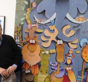 Έφυγε από τη ζωή ο διάσημος σκιτσογράφος Mordillo - Κυρίως Φωτογραφία - Gallery - Video