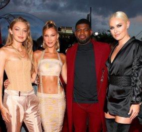 "MTV Video Music Awards: Οι πιο καλοντυμένες στο πρώτο ""κόκκινο χαλί"" της σεζόν - η Αντριάνα Λίμα, οι αδερφές Χαντίντ, & όλες οι στιλάτες εμφανίσεις (φώτο) - Κυρίως Φωτογραφία - Gallery - Video"