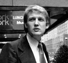 47 φωτογραφίες από την εποχή που ο Τραμπ ήταν ομορφούλης & συμπαθητικός - Ειλικρινά πως άλλαξε!  - Κυρίως Φωτογραφία - Gallery - Video