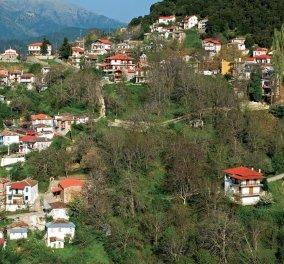 Βίντεο ημέρας: Μαυρολιθάρι Φωκίδας, το ορεινό χωριό με το απίστευτο φυσικό κάλλος - Κυρίως Φωτογραφία - Gallery - Video