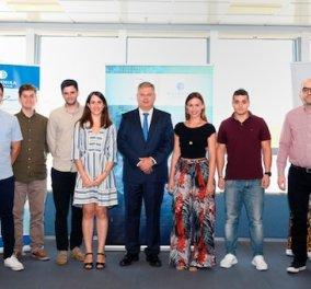 Όμιλος ΕΛΠΕ: Δέκα υποτροφίες για μεταπτυχιακές σπουδές σε κορυφαία πανεπιστήμια του εξωτερικού  - Κυρίως Φωτογραφία - Gallery - Video