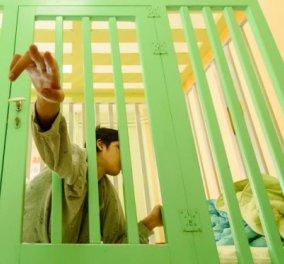Πέθανε η Ανδριάνα, το 19χρονο κορίτσι που έζησε σε κλουβί ιδρύματος γιατί ήταν τυφλό!  - Κυρίως Φωτογραφία - Gallery - Video