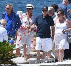 Κάθριν Ζέτα-Τζόουνς: Με ναυτικό καπέλο... σε πελάγη ευτυχίας στις Κάννες - Πιο ερωτευμένη από ποτέ με τον Μάικλ Ντάκγλας (φώτο) - Κυρίως Φωτογραφία - Gallery - Video