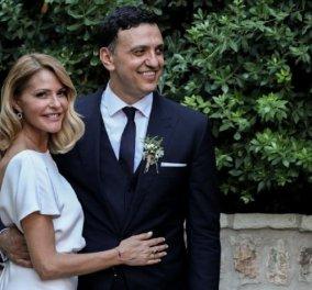 Οι νιόπαντροι Βασίλης Κικίλιας & Τζένη Μπαλατσινού εύχονται χρόνια πολλά (φώτο) - Κυρίως Φωτογραφία - Gallery - Video