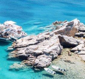 Σαρία Δωδεκανήσου: Ένα ονειρεμένο νησάκι στα βόρεια της Καρπάθου - Η φωτογραφία της ημέρας - Κυρίως Φωτογραφία - Gallery - Video