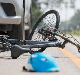 Τραγωδία στην Λαμία: Αυτοκίνητο έπεσε πάνω σε ποδηλάτες – Νεκρός ένας 14χρονος - Κυρίως Φωτογραφία - Gallery - Video