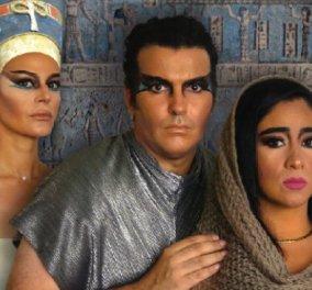 Η Φιλαρμόνια Ορχήστρα Αθηνών παρουσιάζει την αριστουργηματική όπερα Aida του Βέρντι  - Κυρίως Φωτογραφία - Gallery - Video