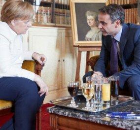 Κυρ. Μητσοτάκης στη FAZ: Η Ελλάδα μπορεί να πετύχει ρυθμό ανάπτυξης πάνω από 3% - Κυρίως Φωτογραφία - Gallery - Video
