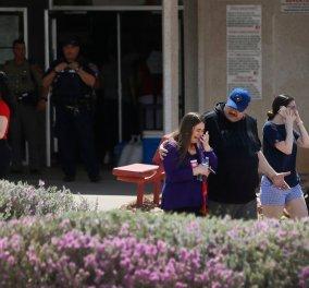 """Μακελειό στο Ελ Πάσο: """"Μανιφέστο"""" για """"έγκλημα μίσους"""" από τον 21χρονο που έσπειρε το θάνατο - 20 νεκροί & 26 τραυματίες (φώτο-βίντεο) - Κυρίως Φωτογραφία - Gallery - Video"""