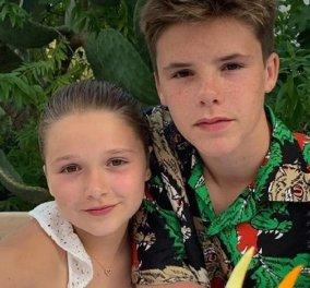 Μα πόσο γλυκούλα η οκτάχρονη κόρη της Βικτόρια Μπέκαμ! - Οι φώτο με τα αδέρφια της & τους γονείς της  - Κυρίως Φωτογραφία - Gallery - Video