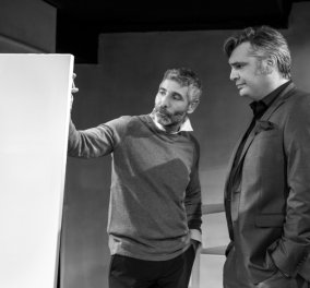 Απλά δεν υπάρχει! Ο Μάρλον Μπράντο - Νονός διαφημίζει τη νέα παράσταση του Θοδωρή Αθερίδη (βίντεο) - Κυρίως Φωτογραφία - Gallery - Video