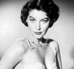 Υπέροχη Vintage φώτο της Άβα Γκάρντνερ: Η θρυλική Femme Fatale του κινηματογράφου πιο εντυπωσιακή από ποτέ  - Κυρίως Φωτογραφία - Gallery - Video