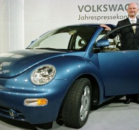 """Πέθανε ο """"πατριάρχης"""" της Volkswagen, Φέρντιναντ Πιέχ - Μετέτρεψε τη γνωστή εταιρεία αυτοκινήτων σε κολοσσό & έμεινε γνωστός ως ο """"θρύλος της αυτοκινητοβιομηχανίας"""" (φώτο)  - Κυρίως Φωτογραφία - Gallery - Video"""