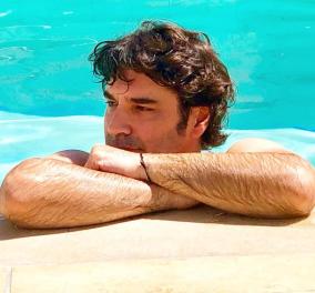 Ο Χριστόφορος Παπακαλιάτης φωτογραφίζει το Κάπρι: Ένας ''άλλος κόσμος'' στα μάτια του ταλαντούχου ηθοποιού - Κυρίως Φωτογραφία - Gallery - Video