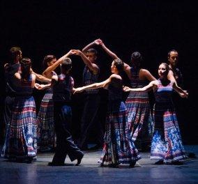 Aπόψε Μάλιφαντ - Παπαθανασίου ξετυλίγουν το μίτο της ελληνικότητας στο «The Thread» - Κυρίως Φωτογραφία - Gallery - Video