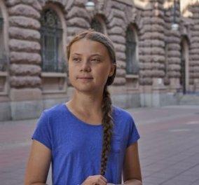 Τέλειο! Σώτη Τριανταφύλλου για Γκρέτα Τούνμπεργκ: Αν θέλουμε να την εκδικηθούμε την 16χρονη ας τη βραβεύσουμε με το Νόμπελ - Κυρίως Φωτογραφία - Gallery - Video
