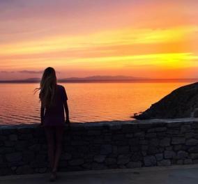 Tα ''διάσημα ηλιοβασιλέματα'' - Δούκισσα Νομικού, Βασίλης Κικίλιας & Κατερίνα Γκαγκάκη - Κυρίως Φωτογραφία - Gallery - Video