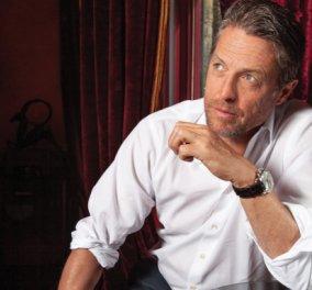 Άι γ@μ@σ@ εσύ και η συμμορία σου: Ο διάσημος Βρετανός ηθοποιός  Χιου Γκραντ βρίζει πατόκορφα τον Μπόρις Τζόνσον - Κυρίως Φωτογραφία - Gallery - Video