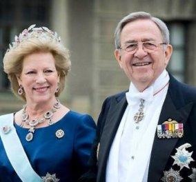 Γενέθλια σήμερα της τέως Βασίλισσας Άννας Μαρίας  - Το τρυφερό μήνυμα του Πρίγκιπα Παύλου (φωτό) - Κυρίως Φωτογραφία - Gallery - Video
