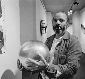 Έφυγε ο Takis, ένας Έλληνας παγκόσμιος καλλιτέχνης - Έργα του στο Παρίσι, Νέα Υόρκη Λονδίνο - Η μυθιστορηματική ζωή του (φωτό) - Κυρίως Φωτογραφία - Gallery - Video