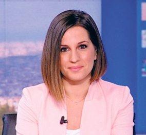 Το.... λιτό καλοκαίρι της παρουσιάστριας ειδήσεων Νίκης Λυμπεράκη σε Ψέριμο - Διάβασμα & αγνάντεμα (φώτο) - Κυρίως Φωτογραφία - Gallery - Video