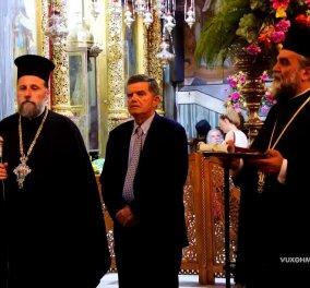 Tον εφοπλιστή Αθανάσιο Μαρτίνο τίμησε η εκκλησία ως  φιλάνθρωπο και φιλάγιο με το Ανώτατο Παράσημο του Αγ. Διονυσίου - Κυρίως Φωτογραφία - Gallery - Video