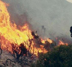 Πολύ υψηλός κίνδυνος πυρκαγιάς σήμερα – Οι περιοχές που κινδυνεύουν  - Κυρίως Φωτογραφία - Gallery - Video
