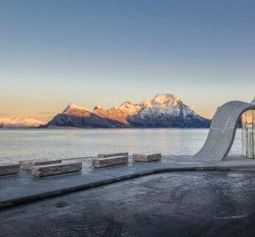 Αυτό εδώ το design κτιριάκι είναι τουαλέτα για το κοινό στη Νορβηγία (φωτό) - Κυρίως Φωτογραφία - Gallery - Video