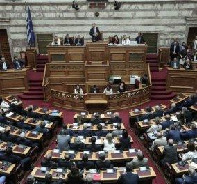 Κατατέθηκε στη Βουλή το διυπουργικό νομοσχέδιο - Τι προβλέπει για άσυλο, δήμους , διανομή φαρμάκων - Κυρίως Φωτογραφία - Gallery - Video