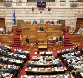 Ψηφίζεται σήμερα το νομοσχέδιο για το επιτελικό κράτος - Στις 19.00 η ομιλία του πρωθυπουργού  - Κυρίως Φωτογραφία - Gallery - Video