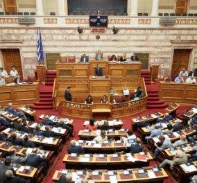 Ψηφίζεται σήμερα το διυπουργικό νομοσχέδιο - Αναμένονται παρεμβάσεις Τσίπρα και Μητσοτάκη - Κυρίως Φωτογραφία - Gallery - Video