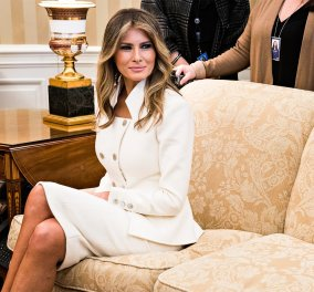 """Extreme makeover"" στον Λευκό Οίκο - H ανακαίνιση - υπερπαραγωγή δια χειρός Μελάνιας Τραμπ - Το χρυσό κυριαρχεί (φώτο-βίντεο) - Κυρίως Φωτογραφία - Gallery - Video"