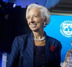 Κριστίν Λαγκάρντ: Η παγκόσμια ανάπτυξη είναι «εύθραυστη» και «απειλείται» - Κυρίως Φωτογραφία - Gallery - Video