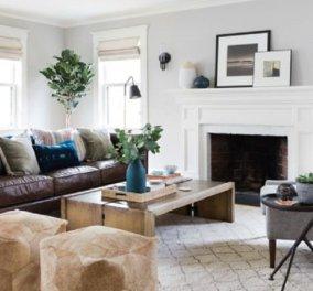 Ο Σπύρος Σούλης μας δίνει 7 εκπληκτικές ιδέες για να μεταμορφώσετε το κλασσικό σας σπίτι σε μοντέρνο (φώτο) - Κυρίως Φωτογραφία - Gallery - Video