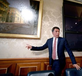 """Italia Viva"": Ο πρώην πρωθυπουργός της Ιταλίας Ματέο Ρέντσι ίδρυσε δικό του κόμμα - Διάσπαση της κεντροαριστεράς (βίντεο)  - Κυρίως Φωτογραφία - Gallery - Video"