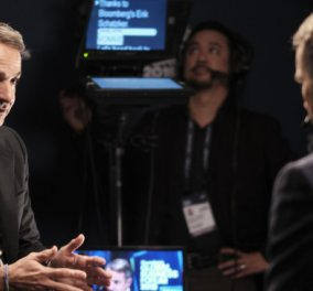 """Κυρ. Μητσοτάκης στο Bloomberg: """"Στόχος μου να κάνω την Ελλάδα το success story της ευρωζώνης """" (βίντεο) - Κυρίως Φωτογραφία - Gallery - Video"""