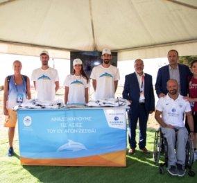 Όμιλος ΕΛΠΕ: Υπερήφανος Χρυσός Χορηγός  στους «2ους Μεσογειακούς Παράκτιους Αγώνες - Πάτρα 2019» - Κυρίως Φωτογραφία - Gallery - Video