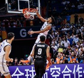 """Μουντομπάσκετ 2019: Η Εθνική μας πέρασε στους 16 μετά τη νίκη επί της Νέας Ζηλανδίας και """"πετάει"""" για Σενζέν (φώτο-βίντεο) - Κυρίως Φωτογραφία - Gallery - Video"""