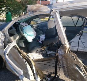 """""""Ματωμένη Κυριακή"""" στη Θεσσαλονίκη: Τραγικό τροχαίο με έναν νεκρό και 12 τραυματίες (φώτο-βίντεο) - Κυρίως Φωτογραφία - Gallery - Video"""