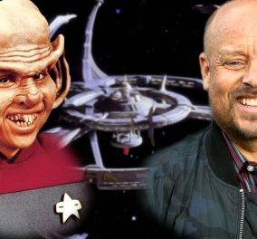 """Οι φίλοι αποχαιρετούν τον  Aron Eisenberg  - Δείτε σπάνιες φωτογραφίες & βίντεο του """"Nog"""" από το Star Trek: Deep Space Nine  - Κυρίως Φωτογραφία - Gallery - Video"""