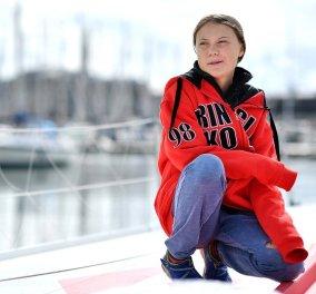 Φωτό & βίντεο: ''Αλλάζουμε τον κόσμο φωνάζει, η 16χρονη Γκρέτα Τούνμπεργκ, μπροστά σε μισό εκατ. νέους που διαδήλωσαν στον Καναδά για το κλίμα - Κυρίως Φωτογραφία - Gallery - Video