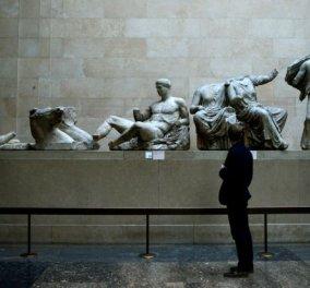 Μητσοτάκης στον Observer: Πως θα φέρουμε πίσω τα Γλυπτά του Παρθενώνα - Η πρόταση μου στον Μπόρις Τζόνσον - Κυρίως Φωτογραφία - Gallery - Video