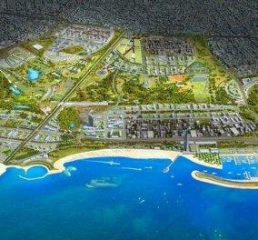 Η Lamda Development αναλαμβάνει 100% το έργο του Ελληνικού - Θα διαθέσει 650 εκ. ευρώ   - Κυρίως Φωτογραφία - Gallery - Video