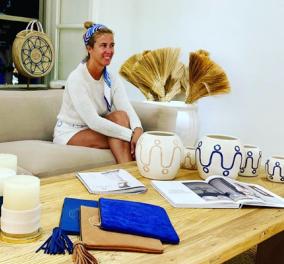 Θέμις Ζουγανέλη: Τα ελληνικά πιάτα της περίφημης σχεδιάστριας στο υπέροχο κατάστημα του Dior (φωτό) - Κυρίως Φωτογραφία - Gallery - Video